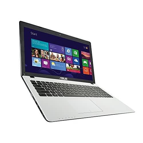 ASUS X552LDV ノートブック / ホワイト ( Win8.1 64bit / 15.6 inch / Intel Core i5-4210U / NVIDIA GeForce 820M / 8GB / 750GB HDD / KINGSOFT Office 2013 ) X552LDV-WHITE
