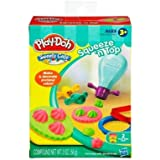 Hasbro Play Doh Sweet Shoppe Squeeze 'n' Top