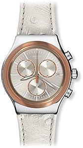 Watch Swatch Irony Chrono YVS412 ALBINOSTRICH