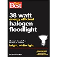 38W Halogen Floodlight Light Bulb-38W PAR30 LNG FLOOD BULB