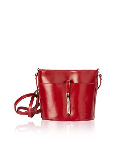 Pia Sassi Bandolera Rojo one size