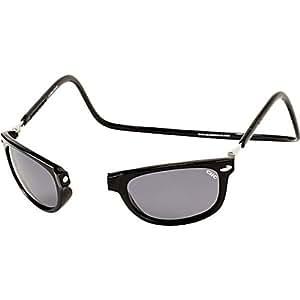 Impulse Clics Ashbury Black SunGlasses Eyewear Clic