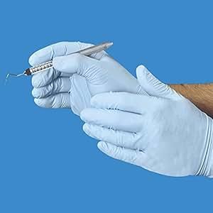 Amazon.com : Uline Exam Grade Nitrile Gloves - Powder-Free