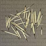 American Porcupine Bag of Quills (approx. 30 quills) (Natural Bone)