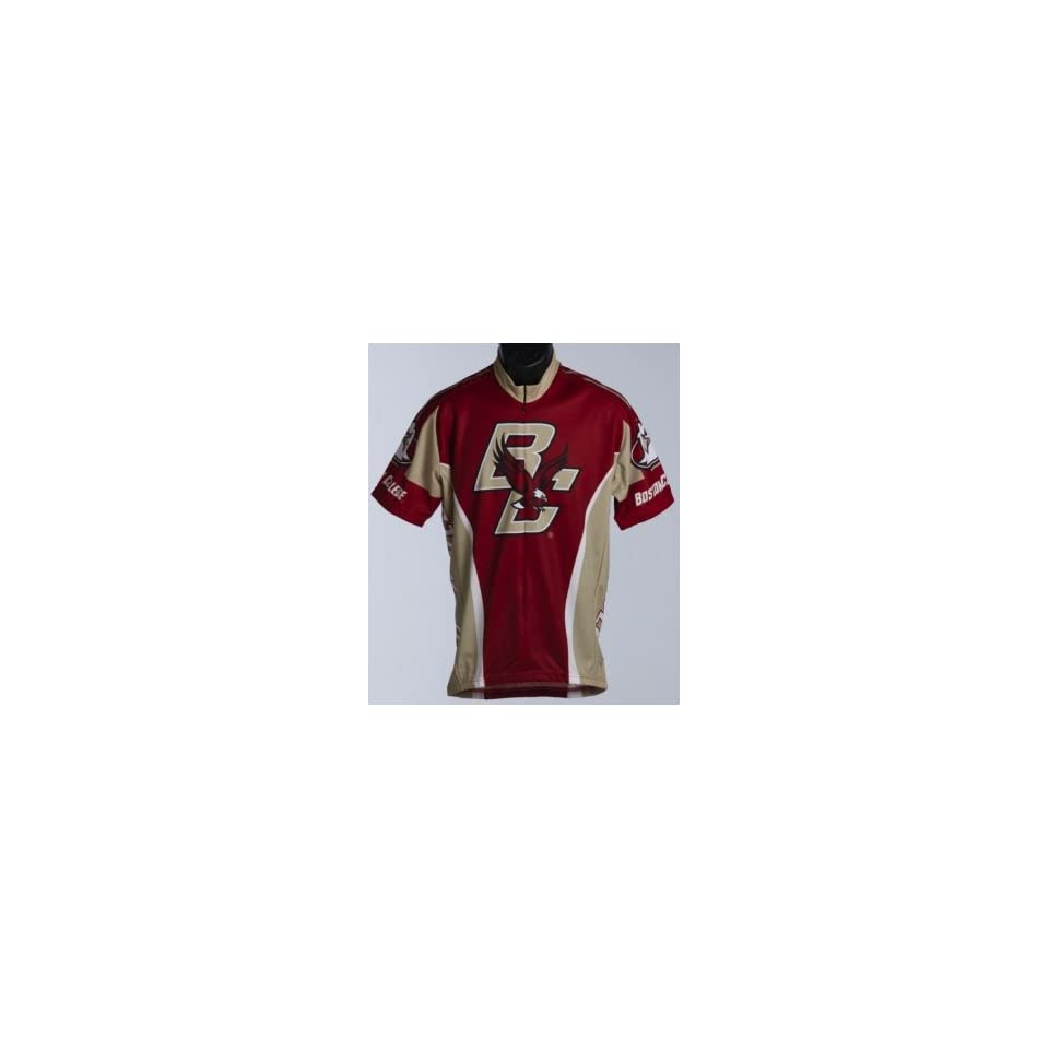 Boston College Eagles Cycling Jersey on PopScreen af2f51533