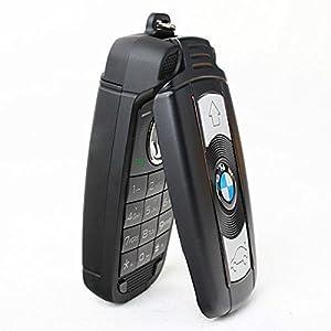 BMW X6 Luxurious Flip Phone Black (Limited edition) Unlocked Free Lighter