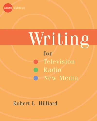 Writing for Television, Radio, and New Media (Wadsworth...