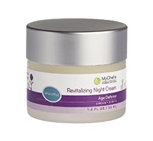 MyChelle Revitalizing Night Cream, Unscented, 1.2-Ounce Jar from MyChelle Dermaceuticals