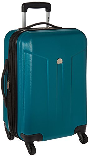 delsey-luggage-comete-21-carry-on-expandable-4-wheel-spinner-teal