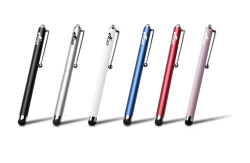 Acase Stylus iPad / iPhone / iPod touch / Galaxy / Xperia 用 タッチペン ブルー