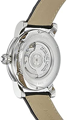 Montblanc Men's 102341 Star Black Dial Watch