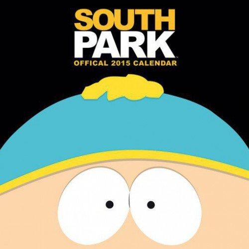 South Park Poster Offizieller Kalender - 2015 Kalender (12 x 30.48 cm, ES)