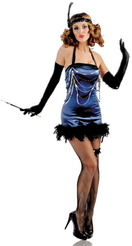 Delicious Women's All The Jazz Sexy Flapper Costume