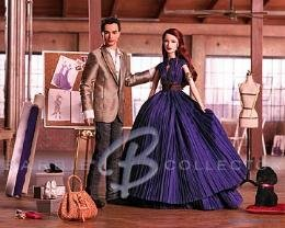 Buy Barbie Collector # J9182 ZAC POSEN Giftset Platin Label