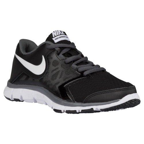 Nike Flex Supreme TR 4 (GS/PS) Scarpe da trekking, Bambini, Nero, 34