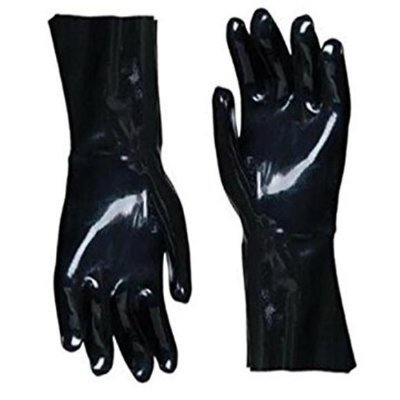 Artisan Griller Insulated Barbecue Gloves * Best Heat Resistant Neoprene For Handling Food Right On Your Smoker, Fryer or Grill * Use For Cooking & Handling Turkey Fryers, Smokers, BBQ's, Pulling Pork, Home Brew Tasks. (Insulated Cover For Smoker compare prices)