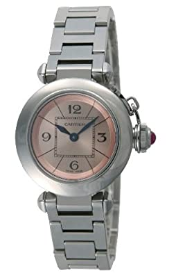 Cartier Women's W3140008 Miss Pasha Watch