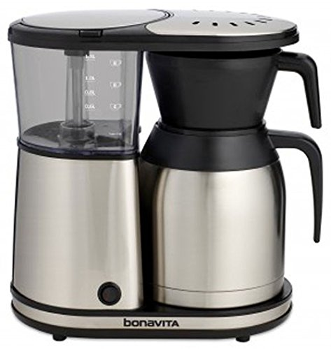 Find Bargain Bonavita BV1900TS 8-Cup Carafe Coffee Brewer, Stainless Steel