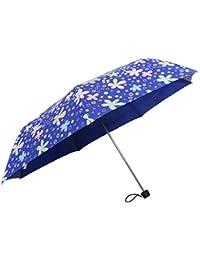Sun Brand Sleek 2 - 3 Fold (Light Weight) UV Protective Umbrella
