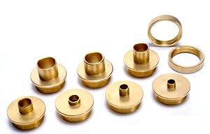 MLCS 9674 Brass Template Guide Kit