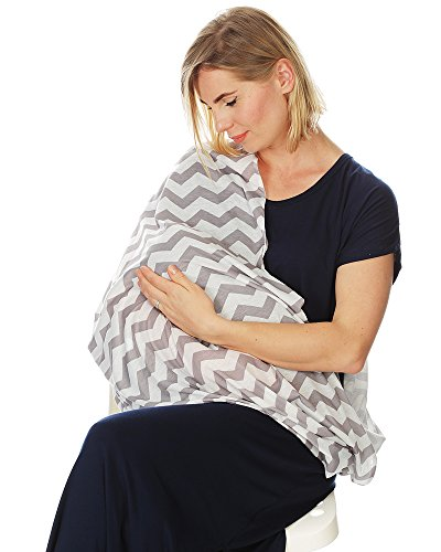 kiddo-care-nursing-cover-infinity-nursing-scarf-for-breastfeeding-grey-white-chevron