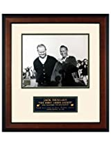 Jack Nicklaus Classic Moments #4 Framed Photograph