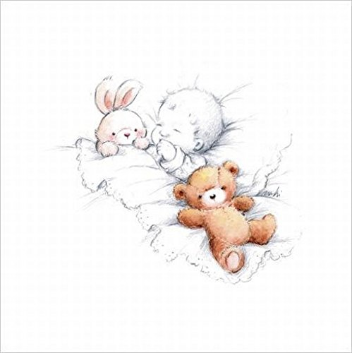 Posters: Makiko Poster Art Print - Sleepy Time Iv (12 X 12 Inches) front-384275