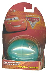 Mattel Disney Pixar Cars 2- Lightning Mcqueen with Racing Wheels at Sears.com