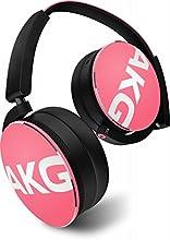 【国内正規品/日本限定カラー】AKG Y50 密閉型オンイヤーヘッドホン DJスタイル ピンク Y50JEPNK