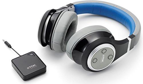 【Amazon.co.jp限定】TDK Life on Record 2.4GHz Kleer ワイヤレステクノロジー ワイヤレスステレオヘッドホン フラストレーションフリーパッケージ (FFP) AT-THWR800-FFP