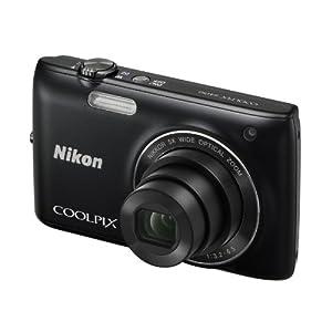 41wSJXdKjTL. AA300  [getgoods] Nikon Digitalkamera Coolpix S4150 in schwarz für nur 54,90€ inkl. Versand (Vergleich: 77€)