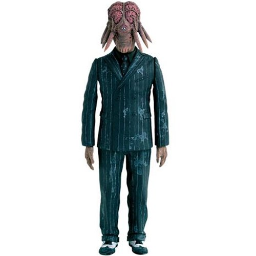 Buy Low Price Character Options Doctor Who Series 3 Dalek Sec Hybrid- 5″ Poseable Action Figure (B000TQG9NC)