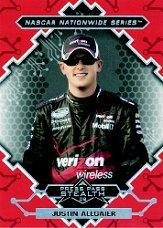 Buy 2009 Press Pass Stealth #39 Justin Allgaier NNS RC by Press Pass Stealth