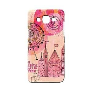 BLUEDIO Designer 3D Printed Back case cover for Samsung Galaxy A3 - G5959