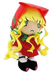 "12"" Rozen Maiden 5th Doll Shinku Stuffed Plush Doll"