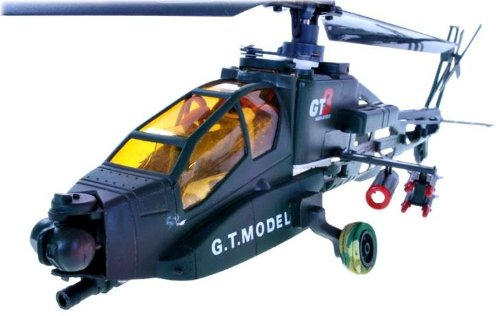 APACHE AH-64 FERAL BEAST 4CH HELICOPTER