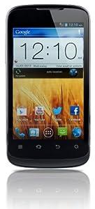 ZTE Blade III Smartphone (10,2 cm (4 Zoll) TFT Touchscreen-Display, 5 Megapixel-Kamera, 1.0-GHz-Qualcomm-Prozessor)