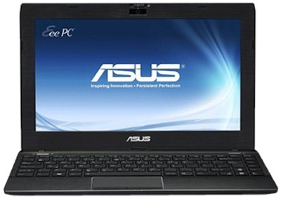 ASUS 【EPC1225B】 Black(AMD C60/win7 HP/2012Kingsoft license) EPC1225B-BK60
