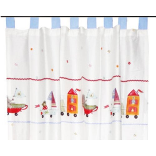 Kinderzimmer Einrichtung Ikea ~ IKEA Fabler Vorhang Gardine 2 Schals à 120×300 Cm Mit Saumband Und