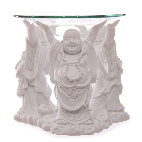 white-laughing-buddha-oil-burner-11cm-luxury-birthday-gifts