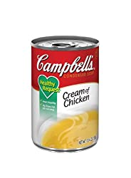 Campbell's Healthy Request Cream Of Chicken Soup, 10.75-Ounce (Pack of 24)
