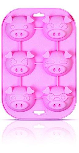 Siliconezone Piggy Collection 9.6