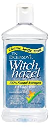 Dickinsons Witch Hazel 16 oz