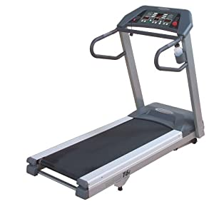 Endurance T6iHRC Treadmill with Heart Rate Control