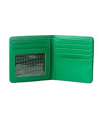 Minecraft Creeper Face Leather Wallet from Minecraf