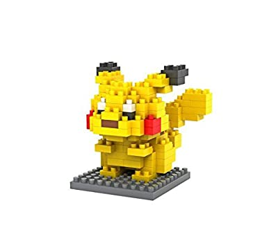 Trueland LOZ Minecraft Style Diamond Blocks Nanoblock Toy Sets from TLTrading