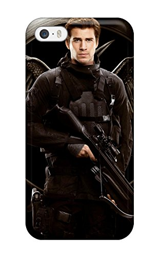 Jerry marlon pulido's Shop Best Tpu Case Skin Protector For Iphone 5/5s Liam Hemsworth As Gale Hawthorne With Nice Appearance 8285094K19901806