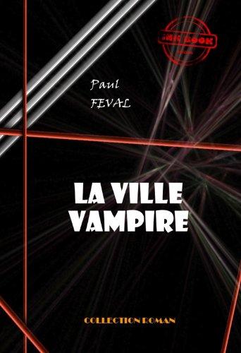 Couverture du livre La ville-vampire