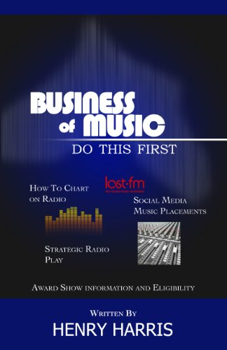 Music Business 101 Do This First