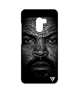 Vogueshell Typography Printed Symmetry PRO Series Hard Back Case for Lenovo K4 Note